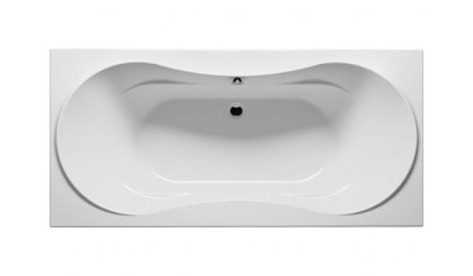 Ванна Riho Supreme пряма 180x80 см + ніжки (BA55)