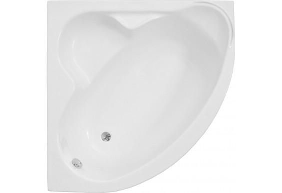 Ванна Polimat Standard кутова 130х130 + ніжки (00219)