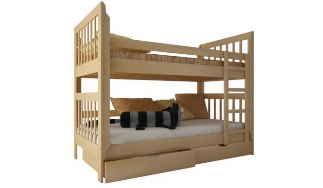 Двоярусне ліжко Берест Заріна 80х200 (BR40)
