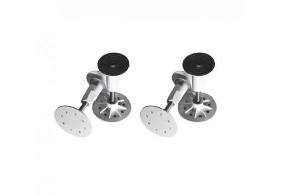 Система вирівнювання для душових піддонів Besco ніжки для душового піддону (BE-N-4-PL)
