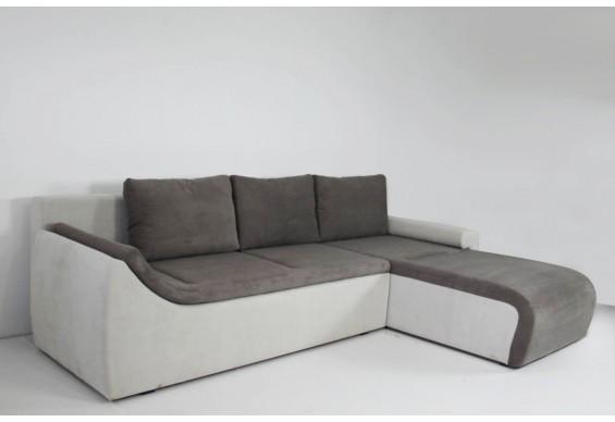 Кутовий диван Fabene Рома / Roma, кут Г графіт (FAB1061)