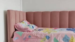 Дитяче ліжко WoodSoft Valencia